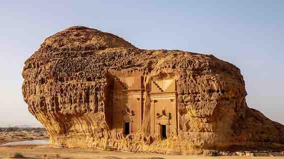 Tombe de Hégra, site classé au patrimoine mondial de l'UNESCO