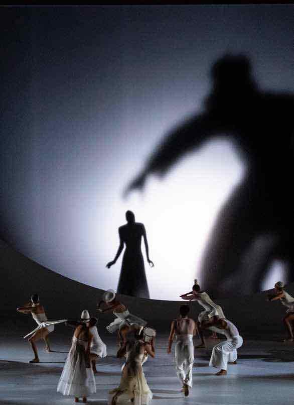 Monaco, Les Ballets de Monte-Carlo, trois ballets Coppél-i.A, LAC, Le Songe, 16 avril au 3 mai 2021 au Grimaldi Forum