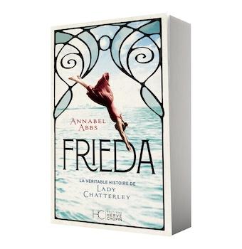 Frieda, la véritable histoire de lady Chatterley, de Annabel Abbs, éditions Hervé Chopin