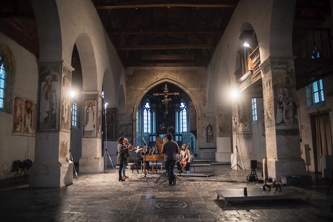 Eglise de Valloire © Robbe Maes