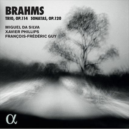 Miguel Da Silva, l'alto enchanteur de Brahms - Alpha Classics 648