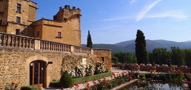 © Château de Lourmarin