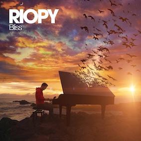 Riopy. Nouvel album Bliss - Sortie le 02/07/2021 chez Warner Classics