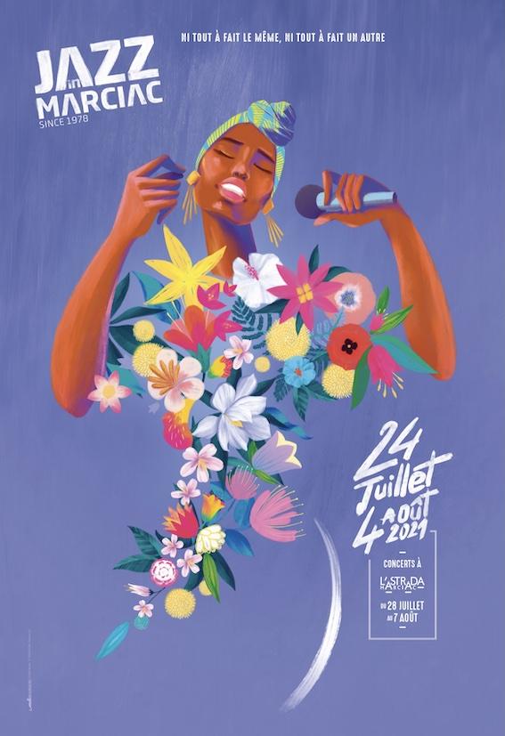 Jazz in Marciac du 24 juillet au 4 août 2021. Demandez le programme, réservez !