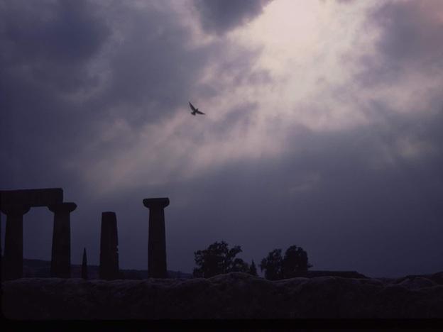 Docteur Merlin - L'oiseau de passage