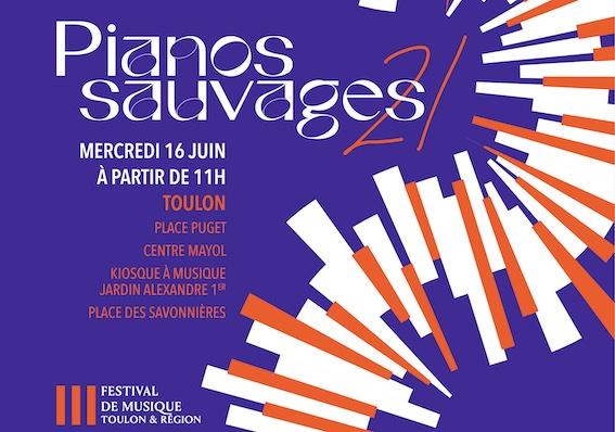 Festival de musique de Toulon du 16 juin au 8 juillet 2021