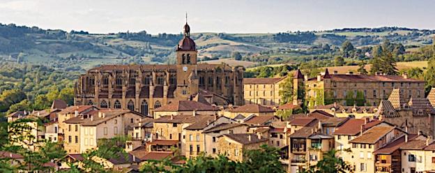 Saint-Antoine l'Abbaye © DR