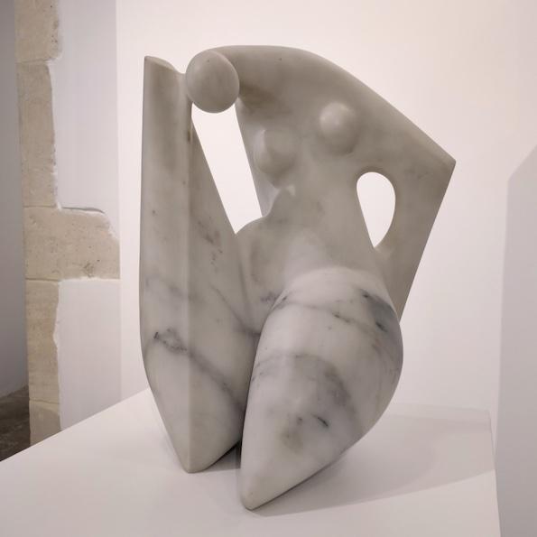 Les Matelles (34), Maison des consuls. Exposition Robert Rocca - Sculptures d'une vie, du 21 mai au 28 novembre