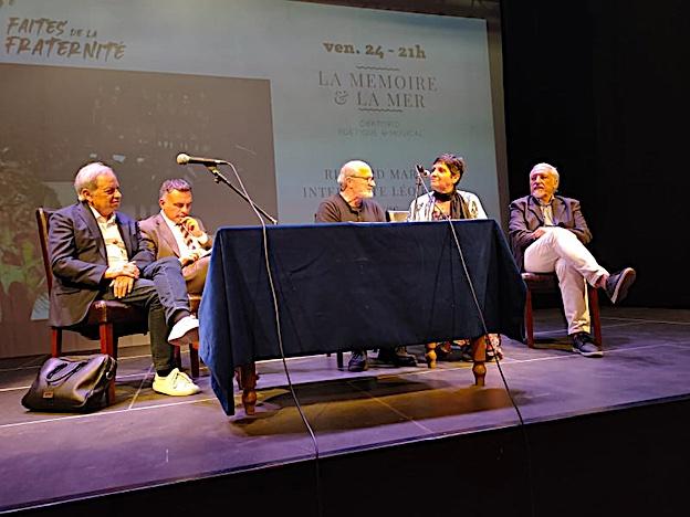 Marseille, Théâtre International Toursky : « Faites de la Fraternité »  les 24, 25  et 26/09/21