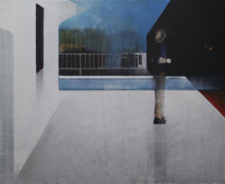 La chambre d'Écho, Jérôme Borel