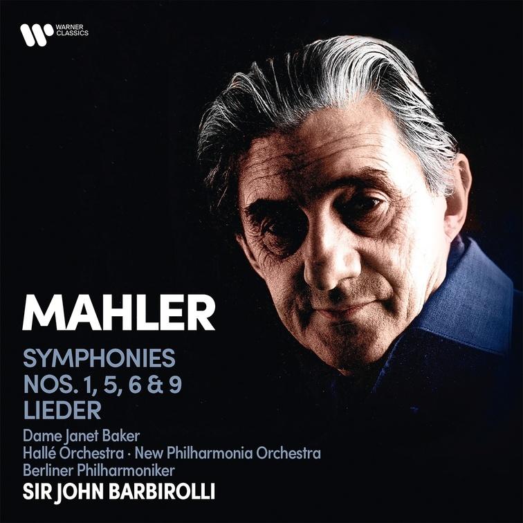 Nouveauté discographique:  Mahler par Barbirolli chez Warner Classics