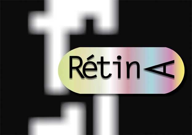 RétinA de sultra & barthélémy, La Halle, Pont-en-Royans (38), du 15 novembre au 1er février 2014. Événement en Résonance avec la Biennale de Lyon 2013