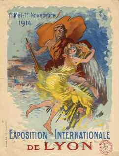Lyon, centre du monde ! L'exposition internationale urbaine de 1914, Musées Gadagne, du 21 novembre 2013 au 27 avril 2014