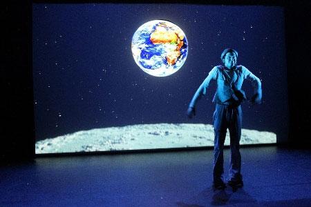 « Lune Air » de Julien Cottereau et le « Frédéric Monzo Trio » au théâtre Christian Liger à Nîmes