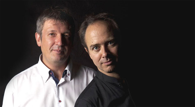 Boris Berezovsky & Henri Demarquette © DR