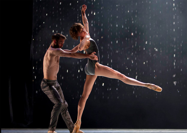 Meyer / Writing Ground. Alonzo King Lines Ballet jeudi 19 décembre 21h00 - Le Silo, Marseille