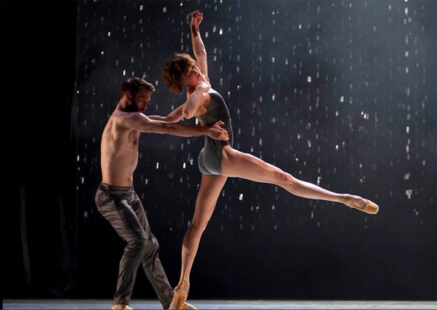 Meyer / Writing Ground. Alonzo King Lines Ballet jeudi 19 décembre 21h00 - Le Silo, Marseille