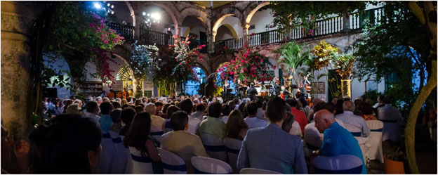 Cartagena International Music Festival, 8e édition : Fables, la narration fantastique dans la musique du XXe siècle. Carthagène des Indes (Colombie), du 4 au 12 janvier 2014