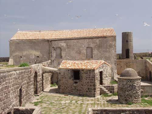 Fort de Brescou © Agde info