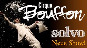Solvo - Cirque Bouffon à La Croisée des Arts, Saint-Maximin la Sainte-Baume, les 20 et 21 décembre 2013