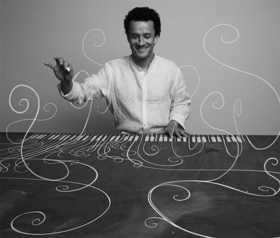 Jacky Terrasson au Grand théâtre de Provence, Aix-en-Provence, 22 janvier 2014