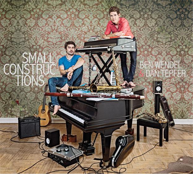 Dan Tepfer / Ben Wendel au Moulin à Jazz (Vitrolles) le 12 janvier 2014