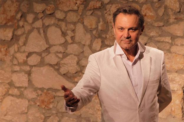 La Danse du Diable avec Philippe Caubère, théâtre Zinga Zanga, Béziers, le 31 janvier 2014