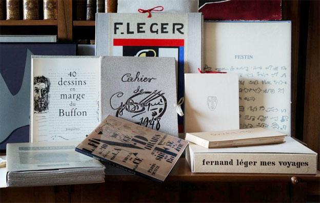 Trésors cachés d'une bibliothèque. Les livres d'artistes de la Fondation des Treilles, Galerie d'Art du Conseil général des Bouches-du-Rhône, du 7 mars au 1er juin 2014