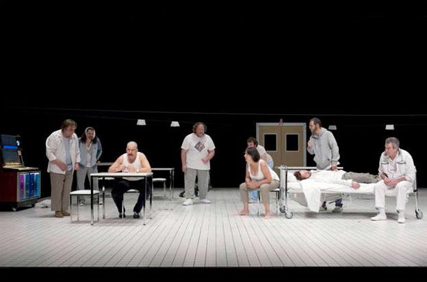 Cyrano de Bergerac, d'Edmond Rostand, avec Philippe Torreton au Théâtre des Salins, Martigues, du 19 au 22 mars 2014