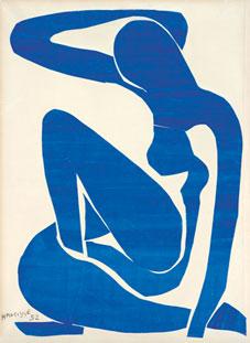 Henri Matisse: les papiers découpés, à la Tate Modern – Londres, Grande-Bretagne, du 17 avril au 7 septembre 2014
