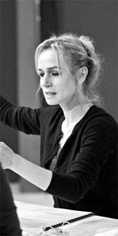 Sandrine Bonnaire © Jean-Louis Fernandez
