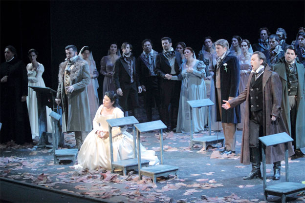 Lucia de Lammermoor © opera de Marseille