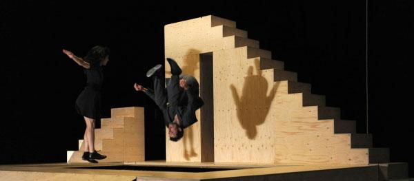 L'art de la fugue ... ou l'art de sublimer cirque et musique classique !