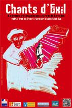 Chants d'Exil. Poèmes et chansons : Bertolt Brecht au Théâtre de Lenche à Marseille du 18 au 22 février 2014