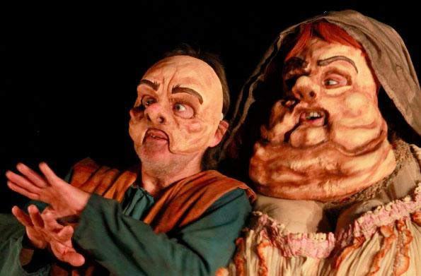 Les Misérables, par le Théâtre du Kronope, Théâtre du Chêne Noir, Avignon, les 27, 28, 29 mars 2014