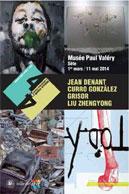 Exposition 4 à 4 / Musée Paul Valéry (Sète) du 1er mars au 11 mai 2014