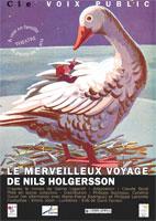 """""""Le merveilleux voyage de Nils Holgersson"""" au Château de la Tour d'Aigues le 5 mars 2014"""