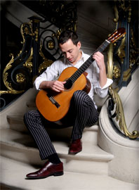 Thibault Cauvin, guitare © Bernard Benant - Sony Music