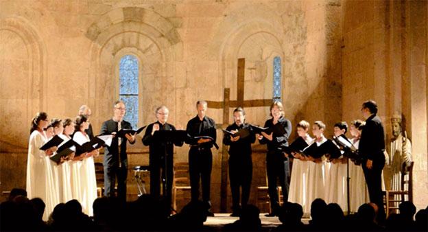 24e Rencontres internationales de musique médiévale du Thoronet du 22 au 30 juillet 2014 à l'Abbaye du Thoronet (Var)
