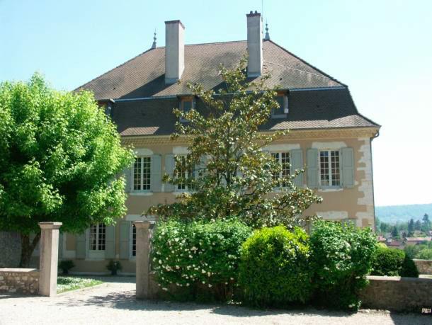 La Maison Ravier, à Morestel (38) (ré-)ouvre ses portes au public le 30 mars 2014
