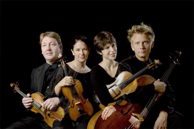 Quatuor Minguet © Ruth Hommelsheim
