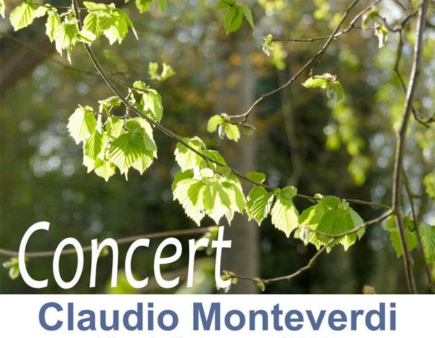 Bach Collegium Paris : concert Claudio Monteverdi le 8 mars 2014 au Temple de l'Étoile, Paris