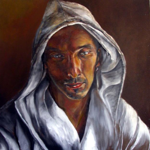 Stéphane Texereau, autoportrait