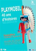 « Playmobil, 40 ans d'histoires », Collection privée Fanny et Olivier, au musée du Jouet, Moirans en Montagne, du 12 avril 2014 au 12 janvier 2015