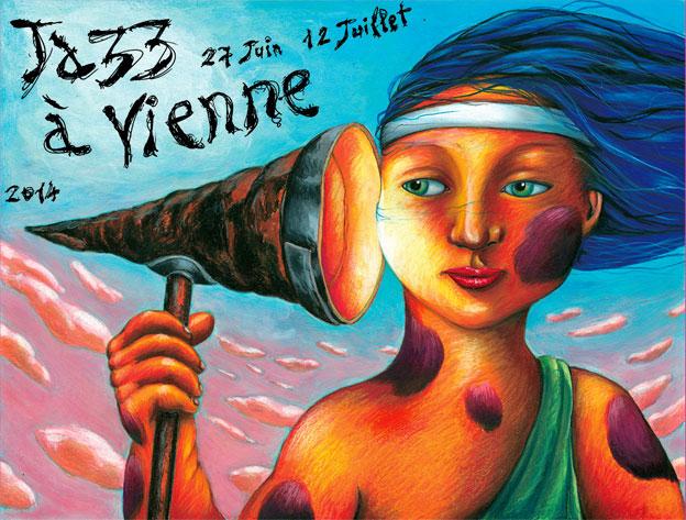 Jazz à Vienne. 10e édition du tremplin national de jazz les 27, 28, 29 juin 2014