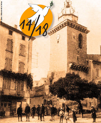 « 1914-2014 : Nyons se souvient... » Programme du Centenaire