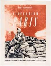 « Paris libéré, Paris photographié, Paris exposé », Musée Carnavalet, Paris, du 11 juin 2014 au 1er mars 2015