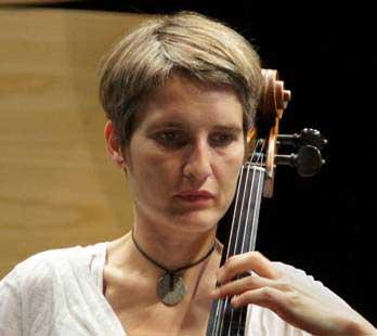 Anne Gastinel en concert à la Collégiale de Tournon (07) le 16 Mai  2014