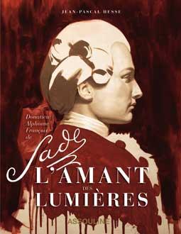 L'Amant des Lumières, par Jean-Pascal Hesse, éditions Assouline