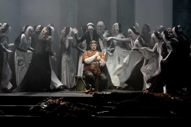 Macbeth © Frédéric Stephan